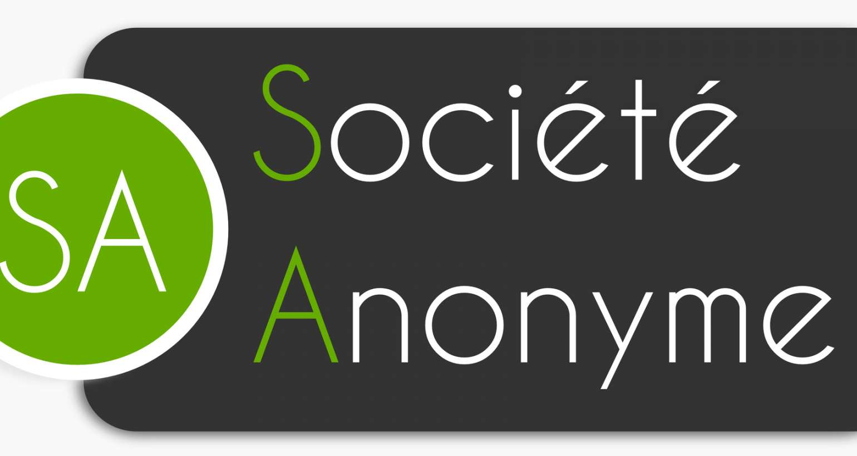 Les différents types de sociétés